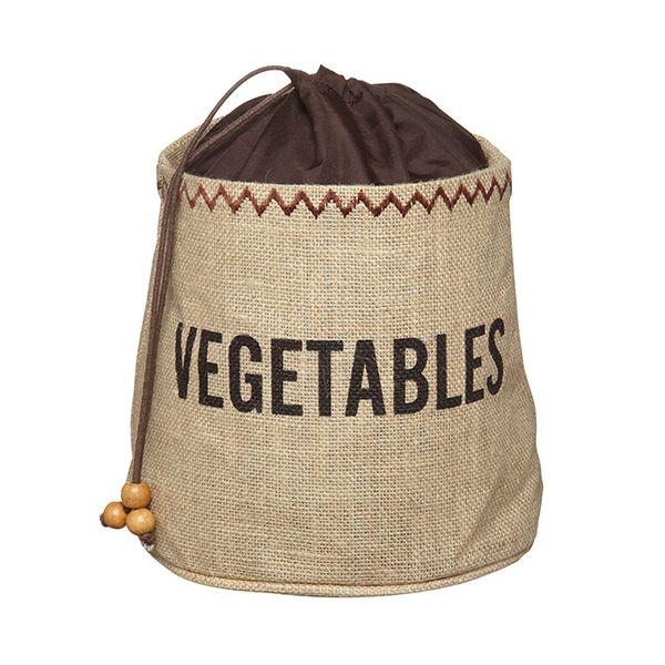 Natural Elements Vegetable Jute Sack