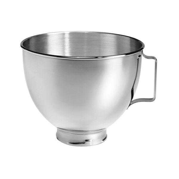 KitchenAid Artisan 4.5 Quart Polished Bowl With Handle