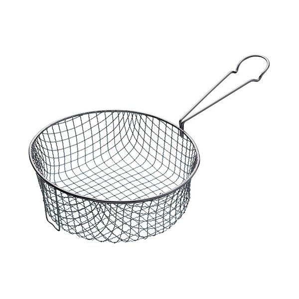 "KitchenCraft Frying Basket For 22cm (9"") Pan"