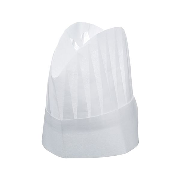 KitchenCraft Paper Chef Hats Pack Of 5