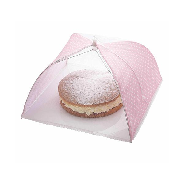 Sweetly Does It 42cm Pink Polka Dot Umbrella Cake Cover