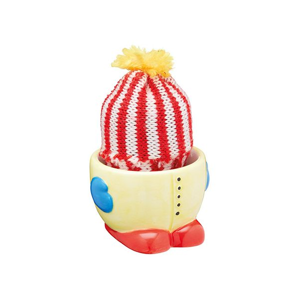 KitchenCraft Keep Me Warm Egg Cup and Egg Cosy