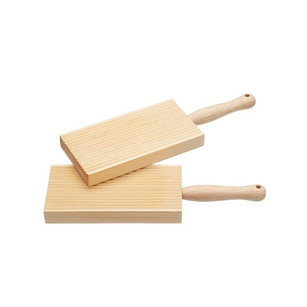Home Made Butter and Gnocchi Paddles Set Of Two