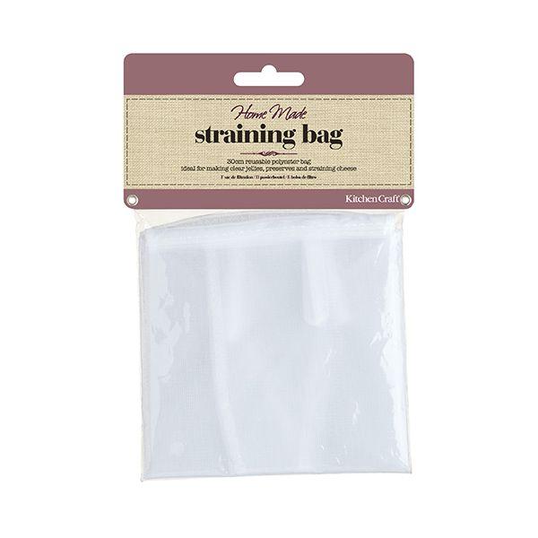 """Home Made 28cm (11"""") Straining Bag"""