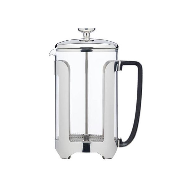 Le Xpress 12 Cup Stainless Steel Cafetiere