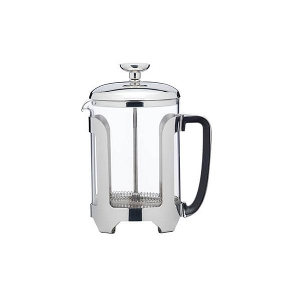 Le Xpress 4 Cup Stainless Steel Cafetiere