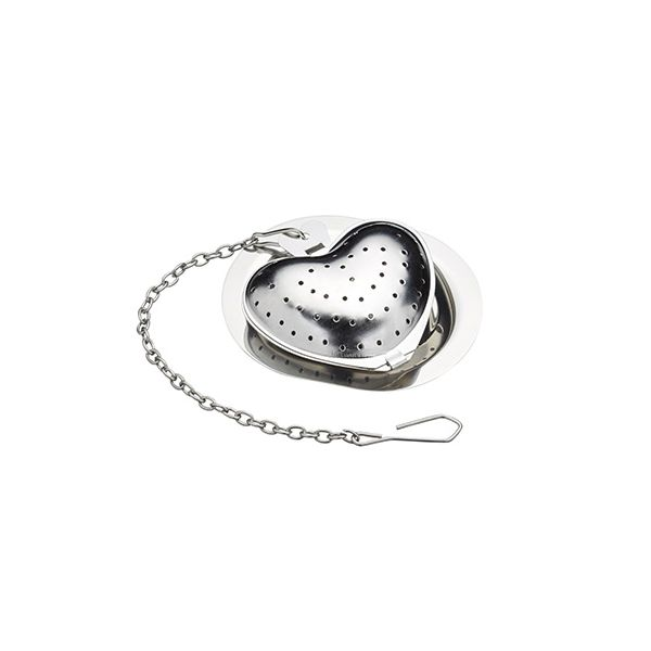Le Xpress Stainless Steel Heart Tea Infuser