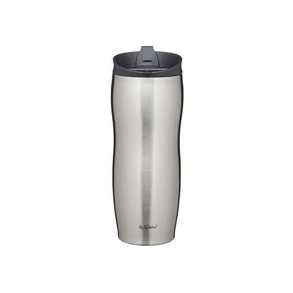 Le Xpress Double Walled Stainless Steel Insulated Travel Mug