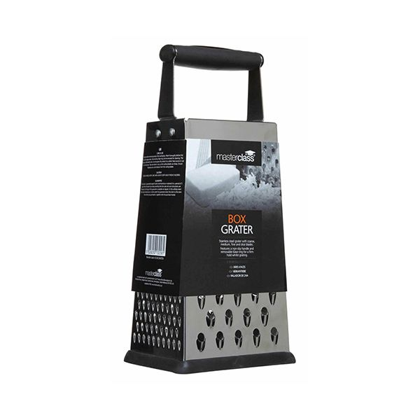 Master Class Professional Four Sided Box Grater 24.5cm