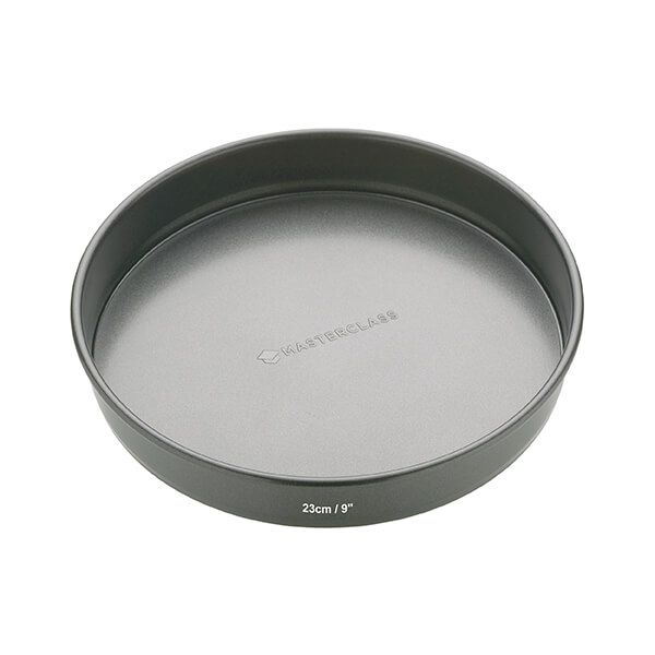 "Master Class Non-Stick Loose Base Sandwich Pan Round 23cm (9"")"