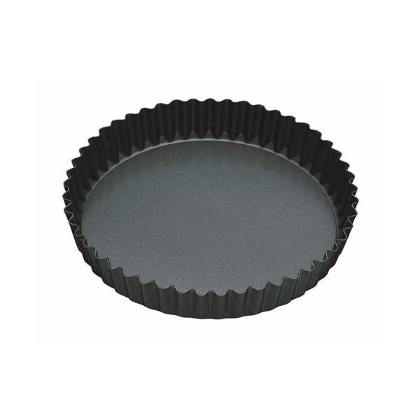 "Master Class Non-Stick Fluted Loose Base Quiche Tin Round 25cm (10"")"