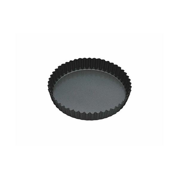 "Master Class Non-Stick Fluted Loose Base Quiche Tin Round 18cm (7"")"