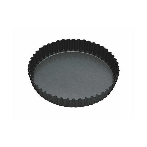 "Master Class Non-Stick Fluted Loose Base Quiche Tin Round 23cm (9"")"