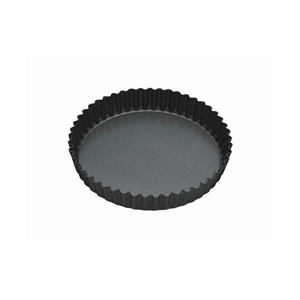 "Master Class Non-Stick Fluted Loose Base Quiche Tin Round 20cm (8"")"