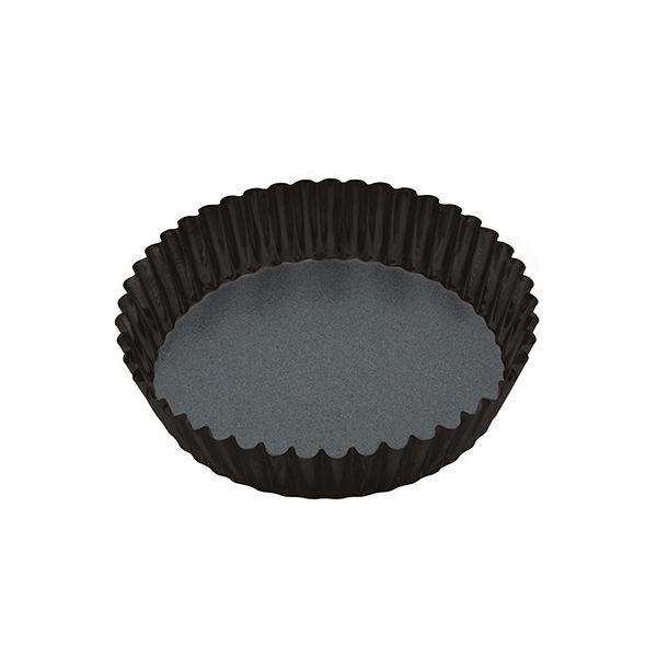 Master Class Non-Stick Extra Deep Fluted Flan Tin, 25cm
