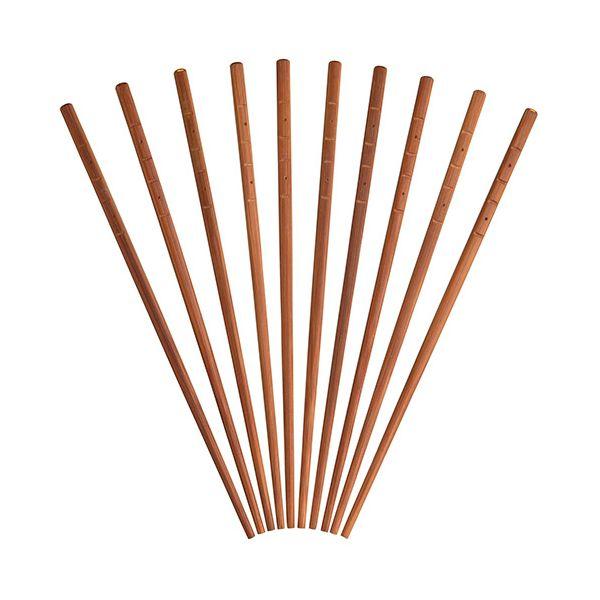 World Of Flavours Oriental Bamboo Chopsticks