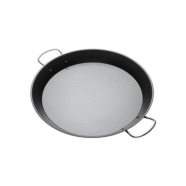 World of Flavours Mediterranean 40cm Paella Pan