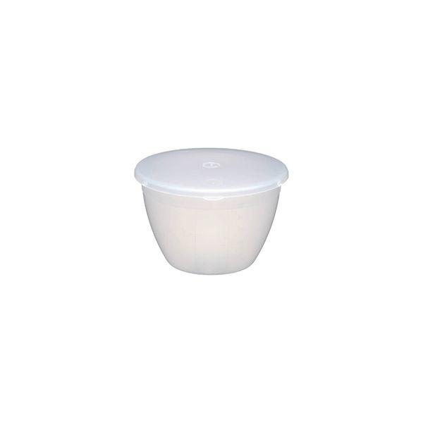 KitchenCraft Pudding Basin and Lid 1 Pint (570ml)