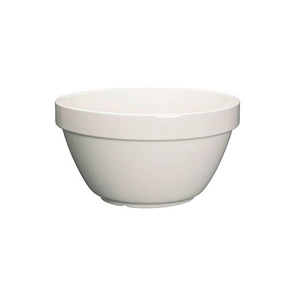 Home Made Stoneware 1.5 Litre Pudding Basin