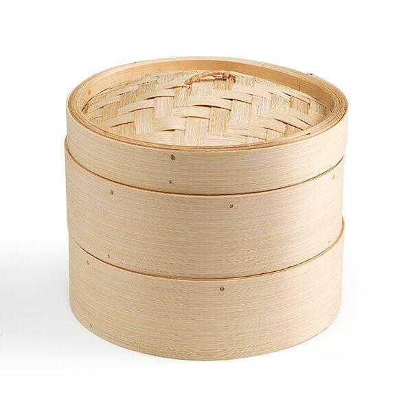 Ken Hom Excellence 20cm Bamboo Steamer