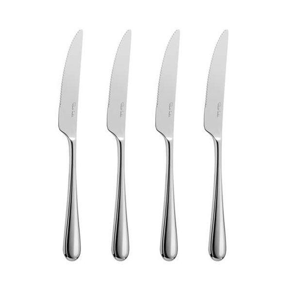 Robert Welch Kingham Bright Steak Knife 4 Piece Set