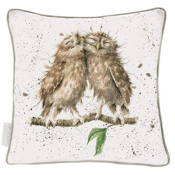 Wrendale 60cm Birds of A Feather Cushion