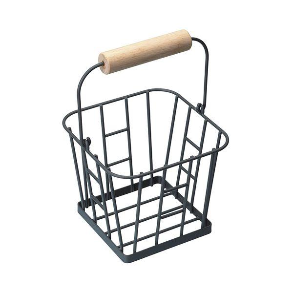 Living Nostalgia Wire Egg Basket