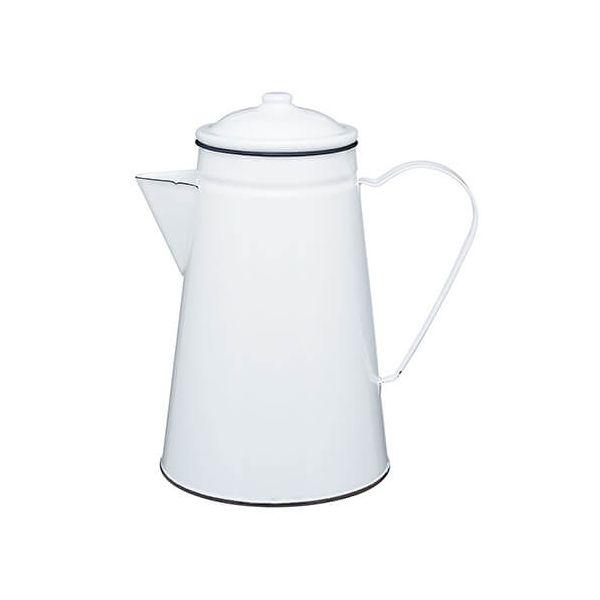 Living Nostalgia Enamel Coffee Pot