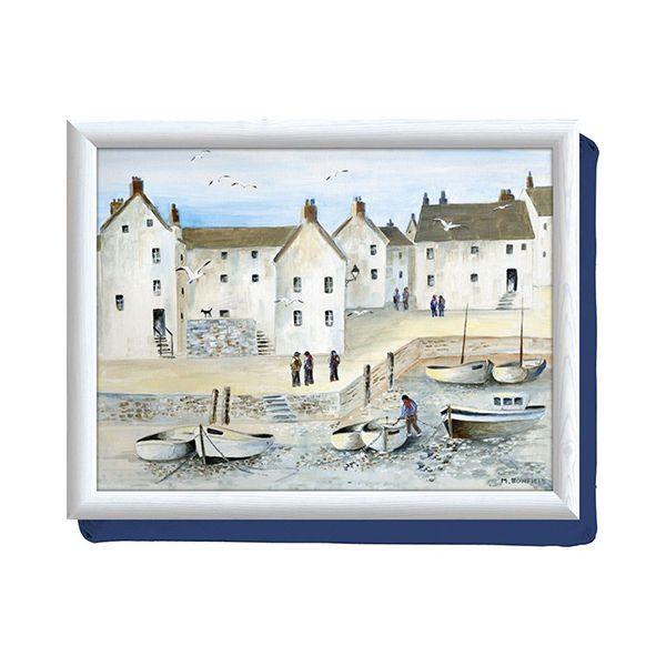 Creative Tops Cornish Harbour Lap Tray
