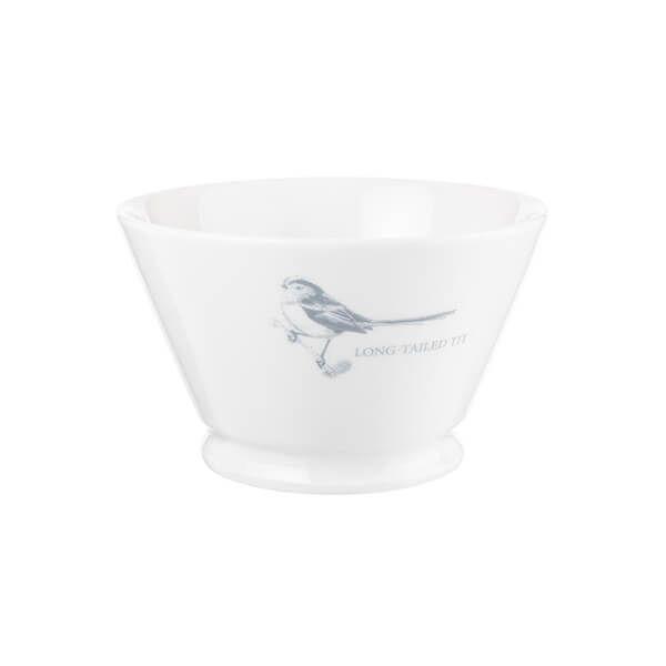 Mary Berry Garden 11.5cm Small Serving Bowl Long Tailed Tit