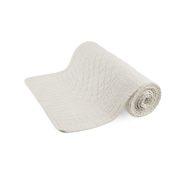 Mary Berry Signature Cotton Table Runner Ivory
