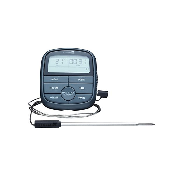 Master Class Digital Cooking Thermometer & Timer
