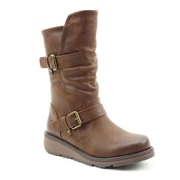 Heavenly Feet Chocolate Hannah Boots