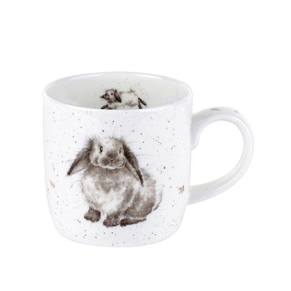Wrendale Designs Fine Bone China Mug Rosie 6 for 5