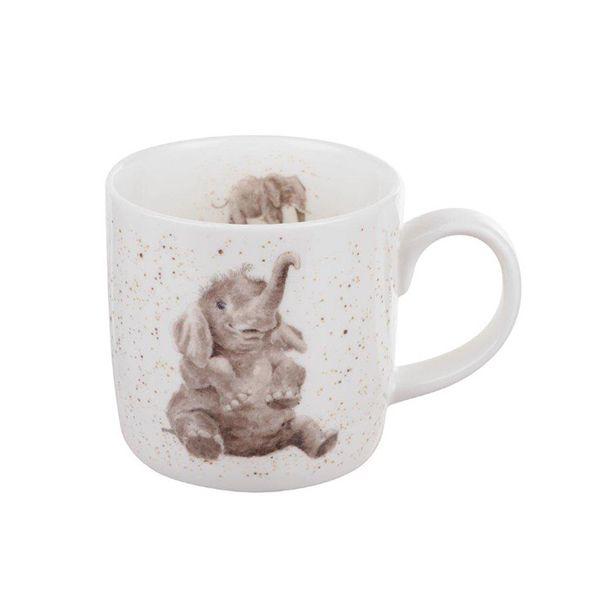 Wrendale Designs Fine Bone China Mug Role Model 6 for 5