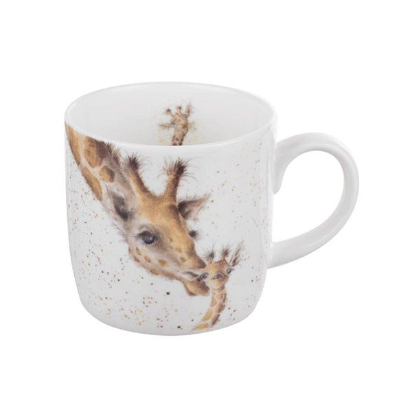 Wrendale Designs Fine Bone China Mug First Kiss 6 for 5