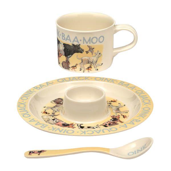 Emma Bridgewater Bright New Morning Egg Cup Set