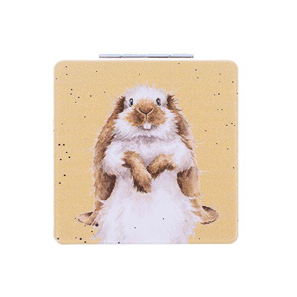 Wrendale Designs Rabbit Mirror