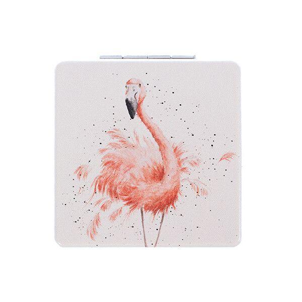 Wrendale Designs Flamingo Mirror