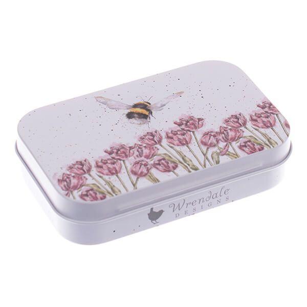 Wrendale Designs Bee Mini Tin