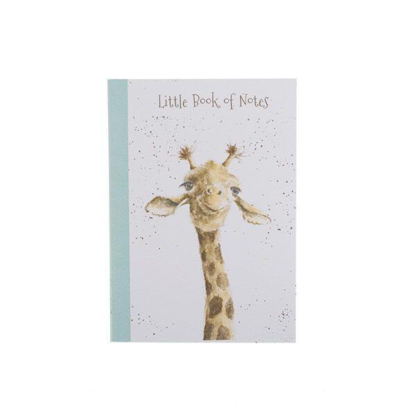 Wrendale Designs Giraffe A6 Notebook