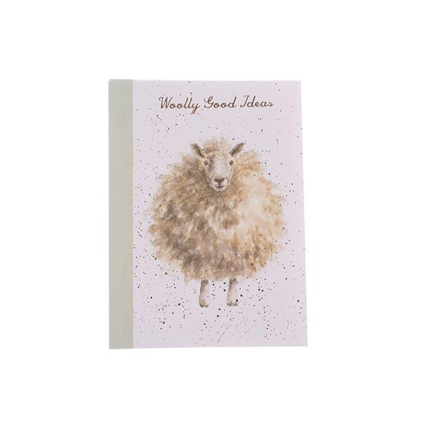 Wrendale Designs A6 Sheep Notebook