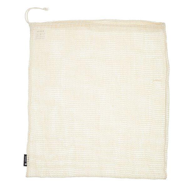 KitchenCraft Eco-Friendly Set Of 3 Cotton Produce Bags