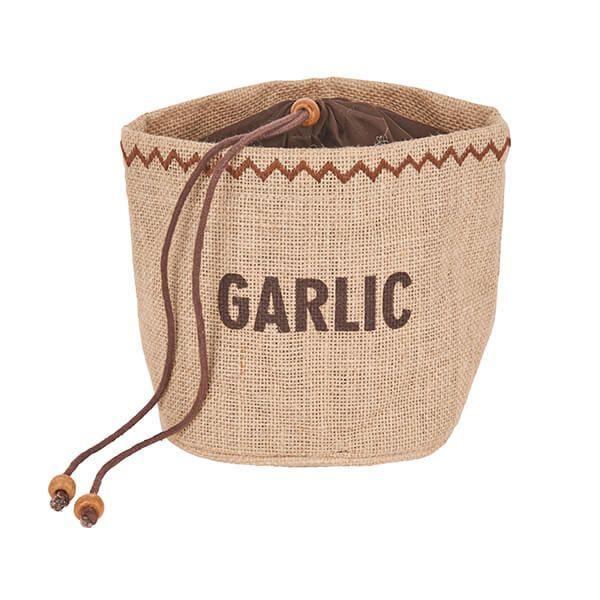Natural Elements Garlic Bag