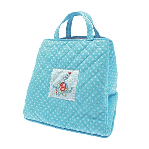Walton & Co Elephant Toy Bag