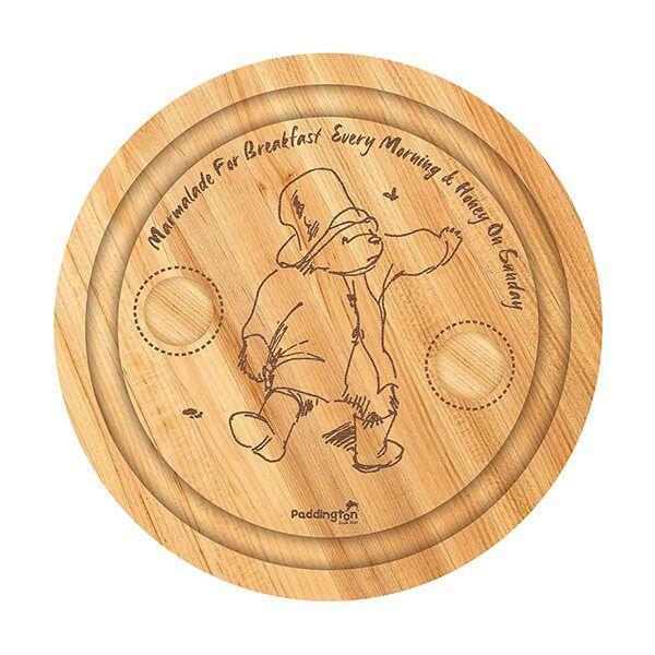 Paddington Bear Breakfast Board 20cm