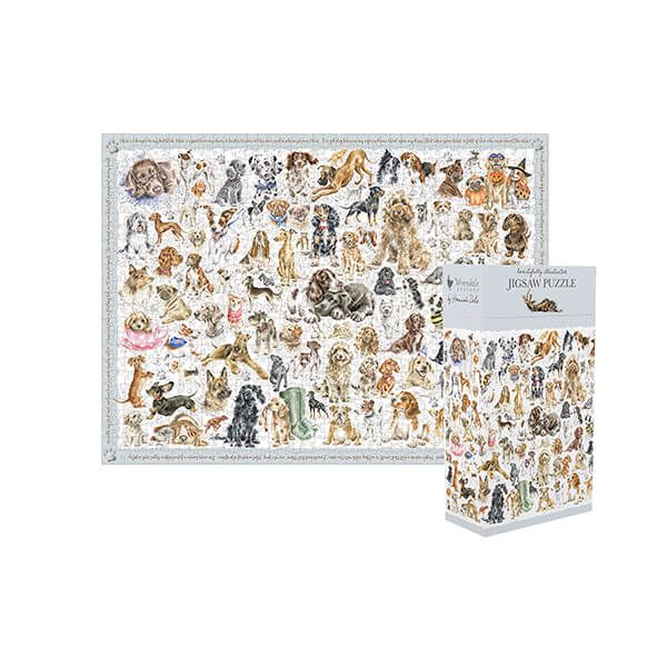 Wrendale Designs A Dog's Life Puzzle