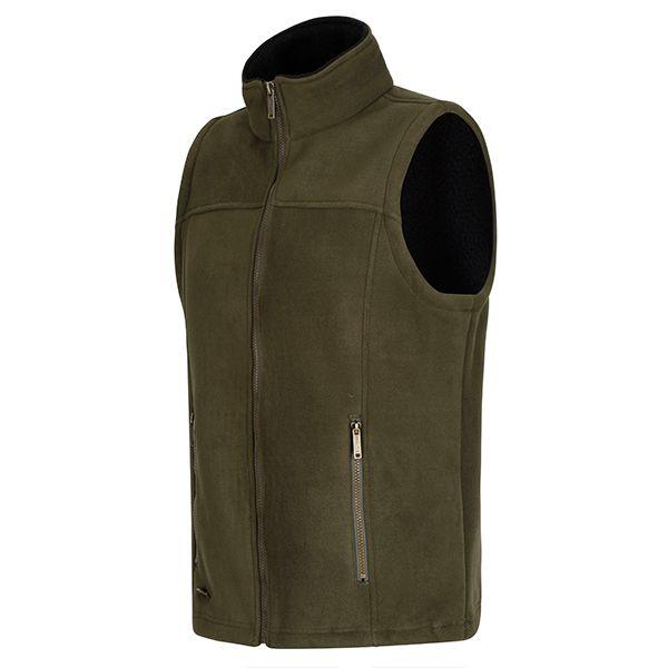 Regatta Dark Khaki Radburn Fleece Bodywarmer