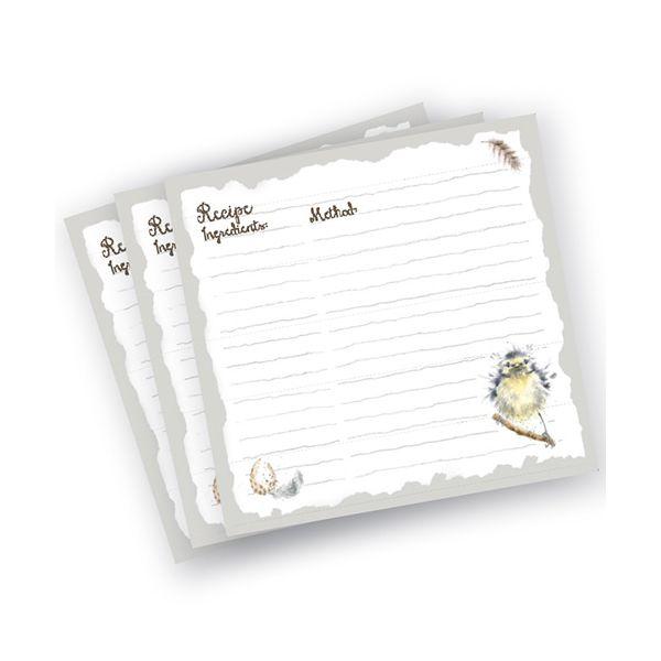 Wrendale Designs Recipe Card Refills