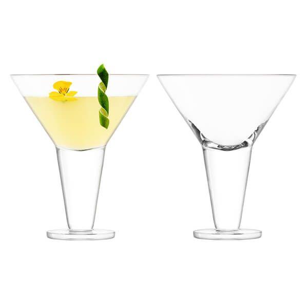 LSA Rum 300ml Cocktail Glass Set Of 2